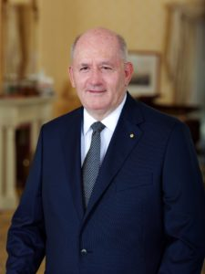 Governor-General, His Excellency General the Honourable Sir Peter Cosgrove AK MC (Retd)
